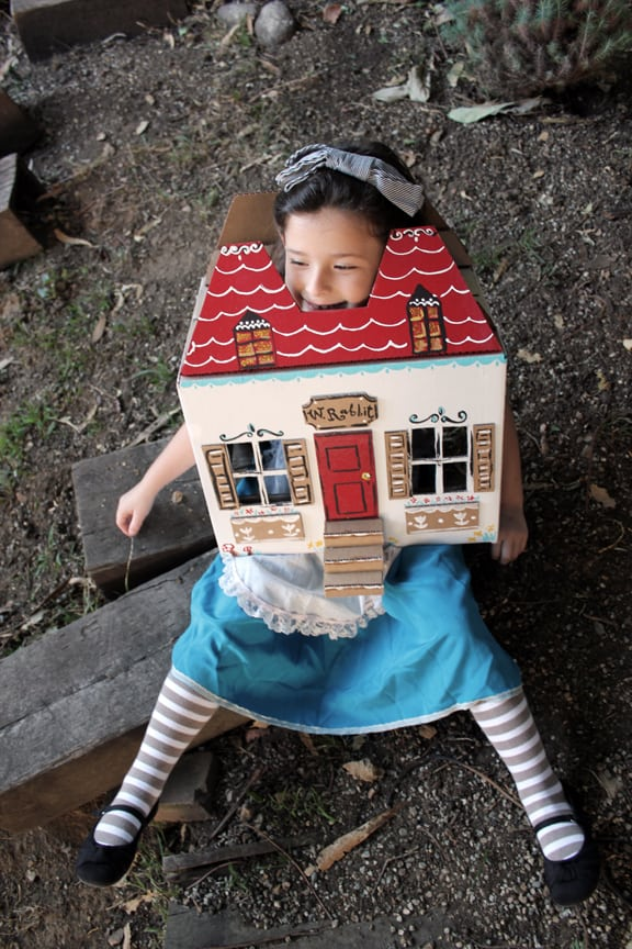 Halloween Kleding Maken.Top 10 Leukste Diy Halloween Kostuums Voor Kinderen Srsck
