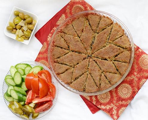 recept libanees