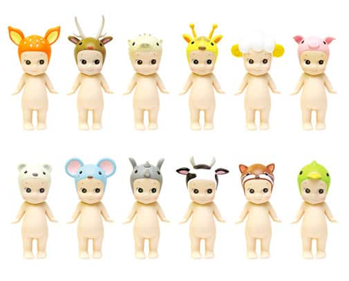 Alle Sony Angels uit de dierenserie 2