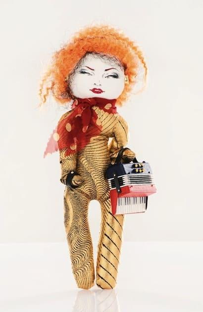 """""""Yvette"""" door Jean Paul Gaultier"""