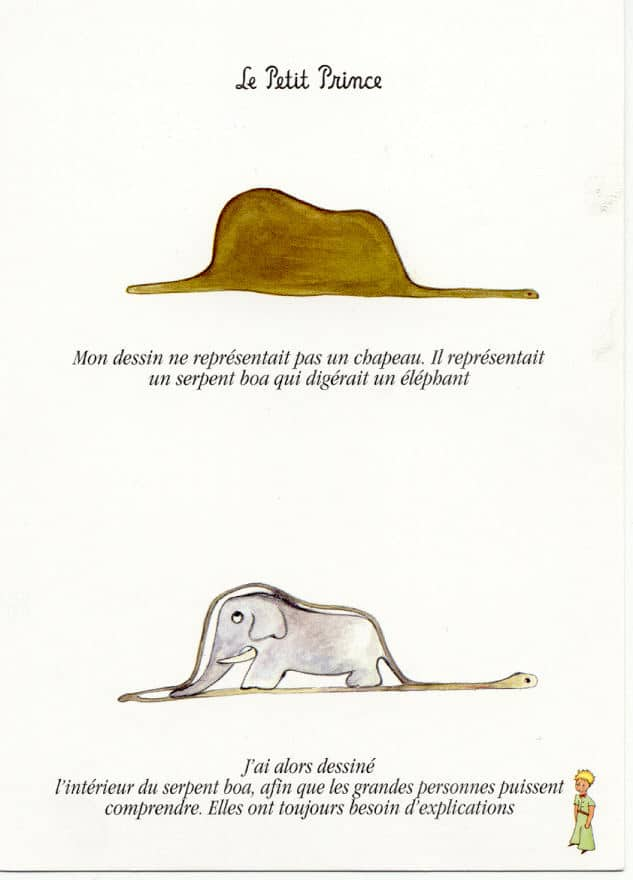 Dit is geen hoed