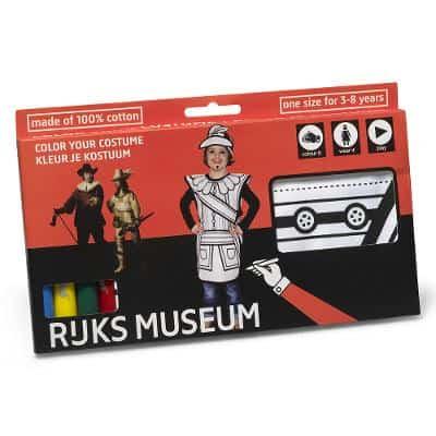 DIY kostuum via het Rijksmuseum
