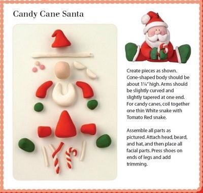 Makkelijke kerstman (c)