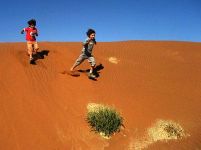 Vrij en blij in Namibië (c) Opensens