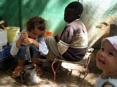 Meehelpen In Soedan (c) Opensens