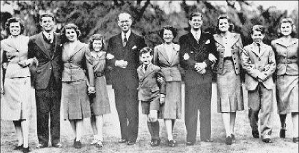 Kennedy familie