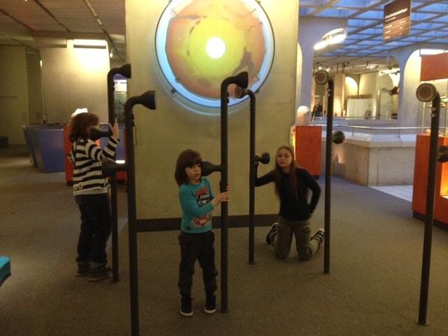 Naar het museum: Museon in Den Haag