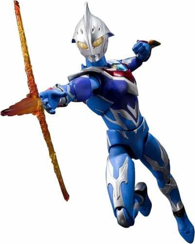 Ultraman Junis Blue bij A Space Oddity