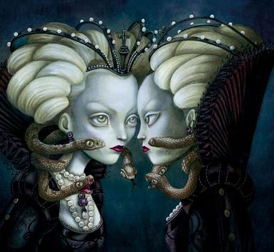 Art crush ♥ Benjamin Lacombe