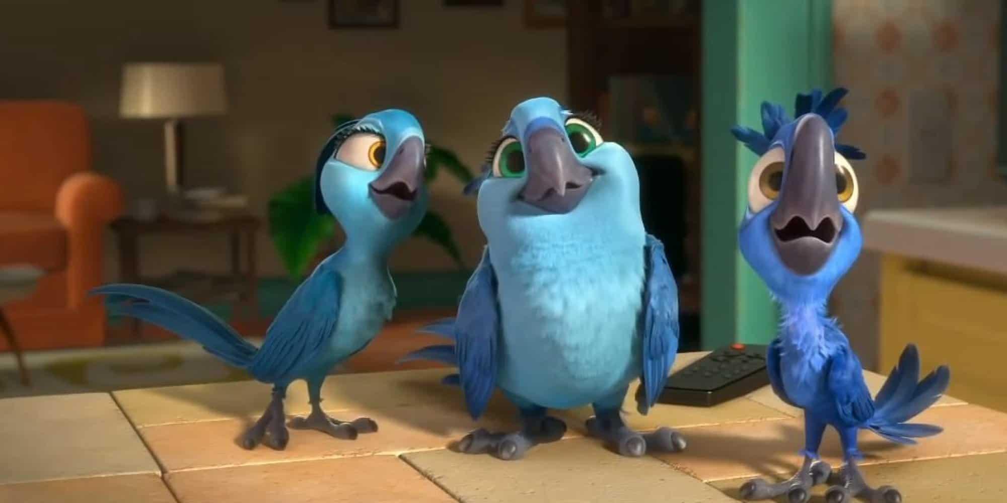 De kinderen van Blu