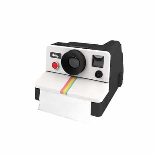 Polaroid toiletrolhouder via zsazsashop
