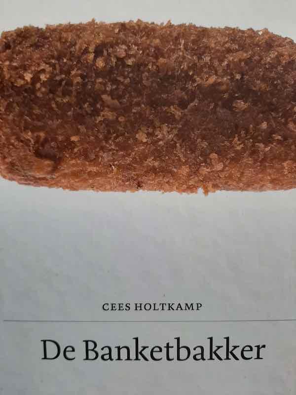 kookboek banketbakker