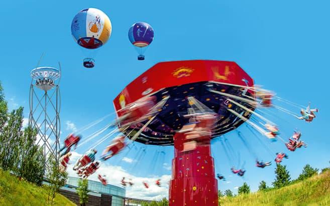 Europa Kids Tip: Le Parc du Petit Prince in Frankrijk