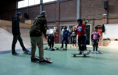 kinderfeestjes in Den Haag