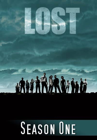 Lost first season