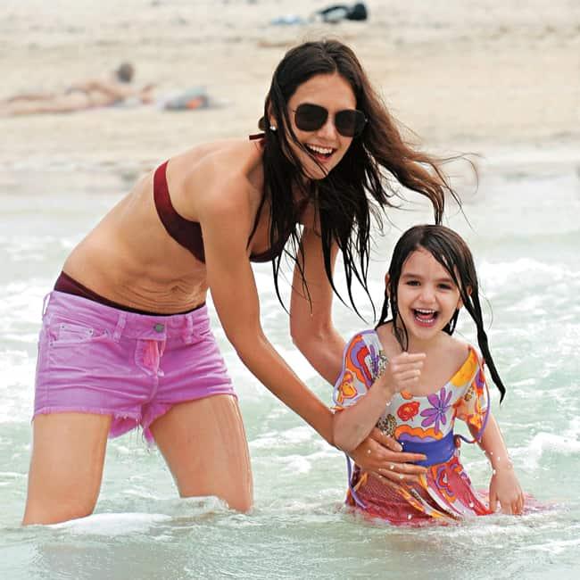 Lol op het strand
