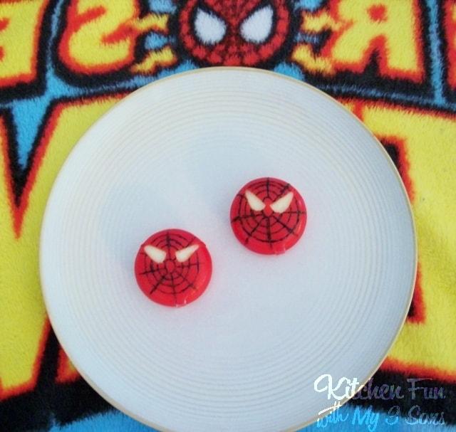 spiderman traktatie