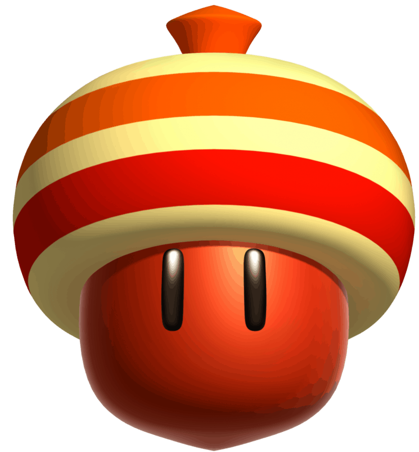 toad in mario games
