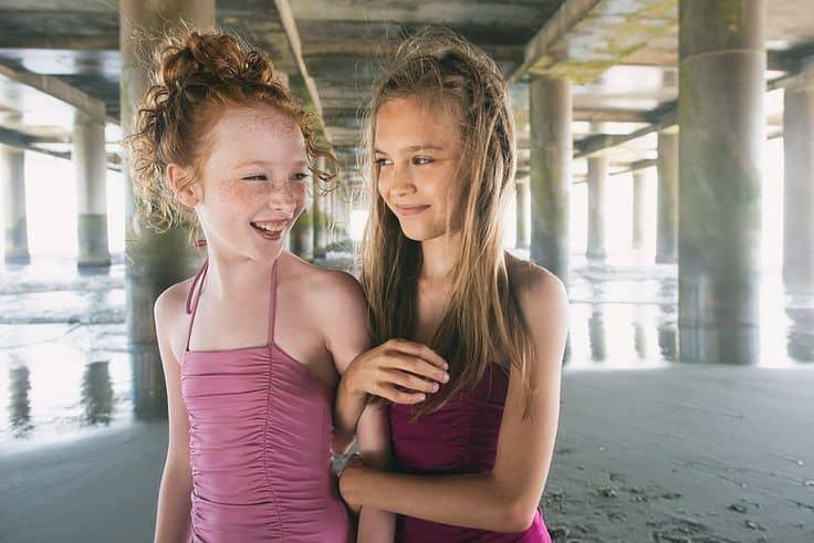Hope Springer met Zuzanna Tarnacki (c) Martelli Photography voor Babiekins