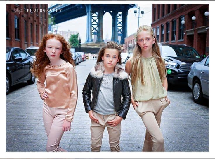 (c) Isa Battaglin – LillyK. Photography voor Babiekins