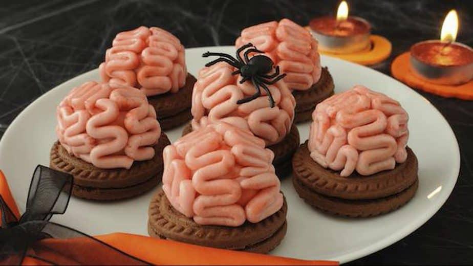 Uitdelen op school: Top 10 griezelige Halloween traktaties