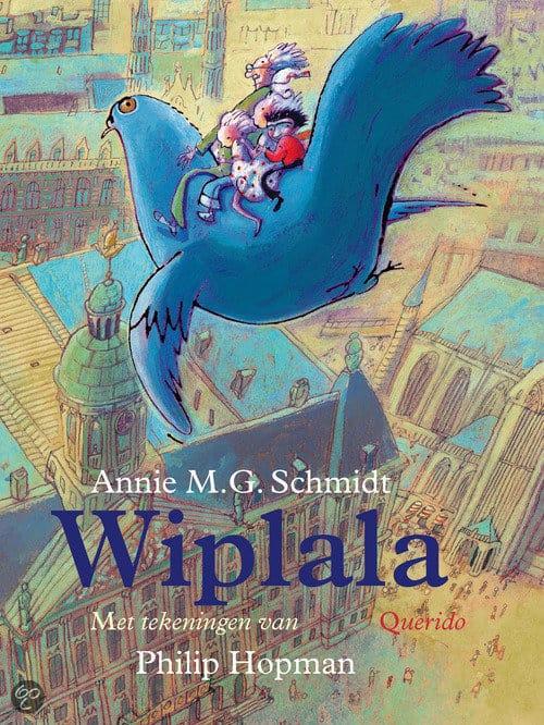 cover van Wiplala