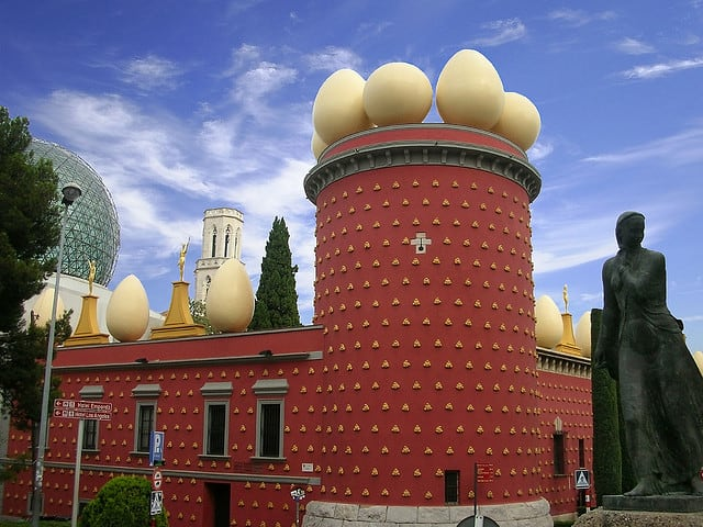 Dali Museum in Figueres (c) Rucamher via Flickr.com
