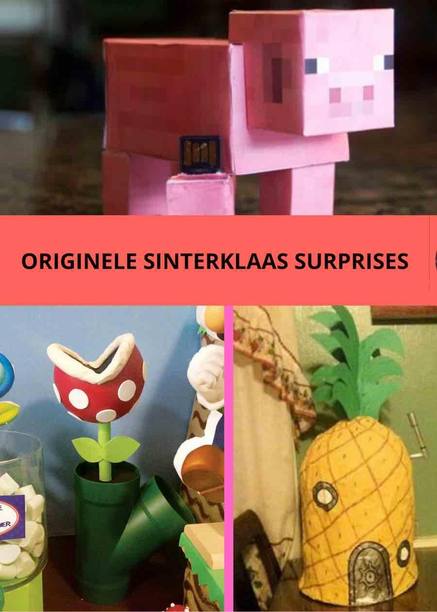 sinterklaas surprises