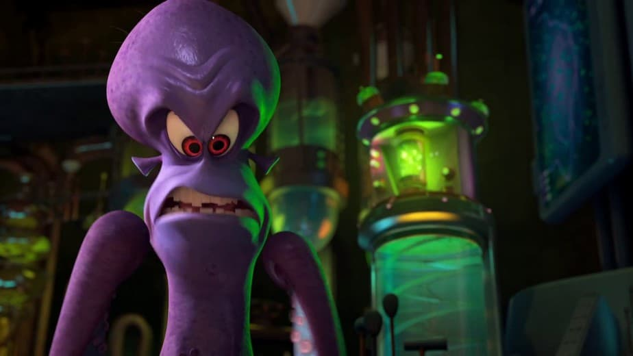 Carl de octopus