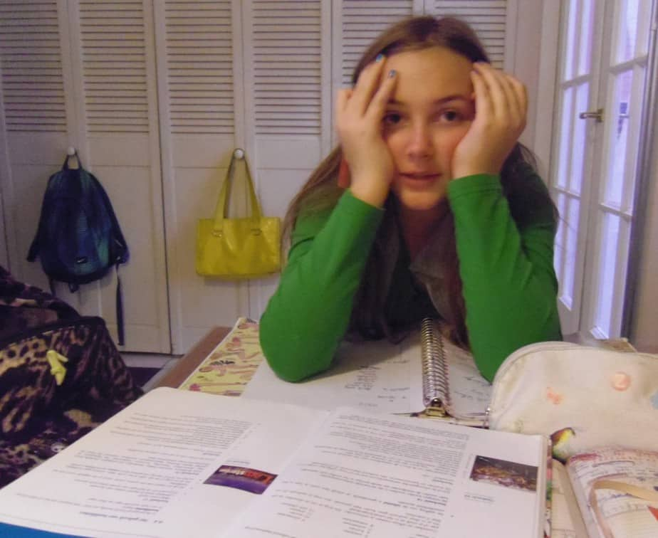 Huiswerk overload