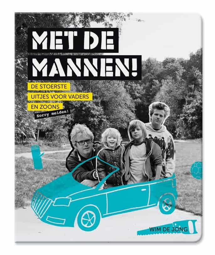 Met de mannen (c) Wim de Jong