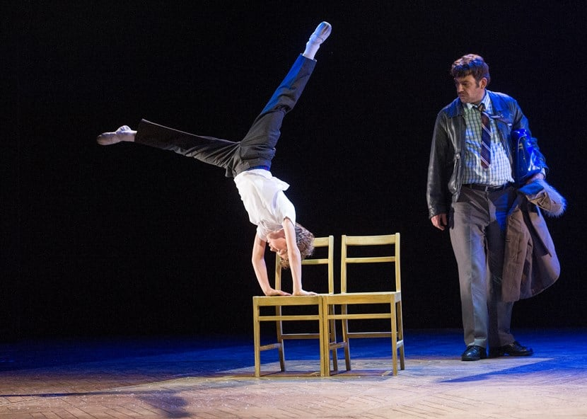 Recensie: Billy Elliot musical in het Circustheater