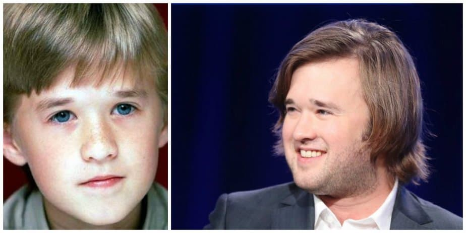 Kinderacteur Haley Joey Osment