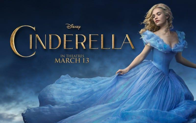 De 2015 versie van Cinderella: Wie speelt wie?