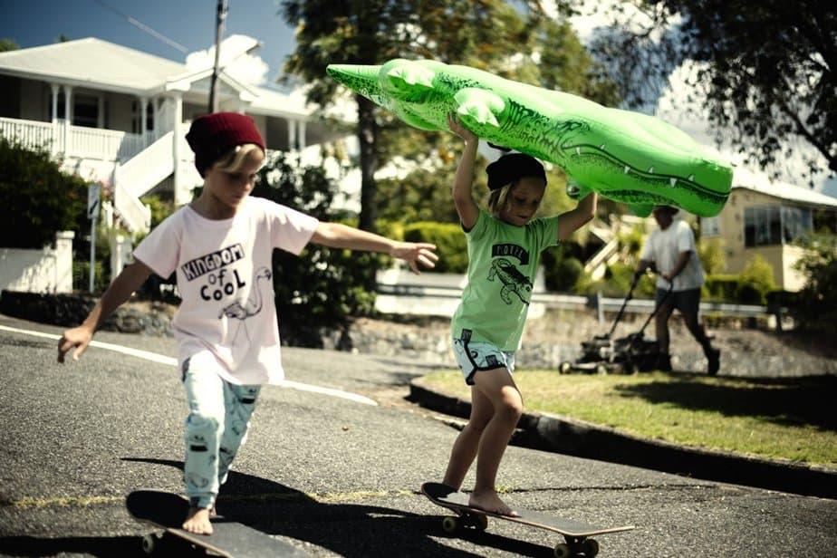 Kinderkleding Bandit Kids