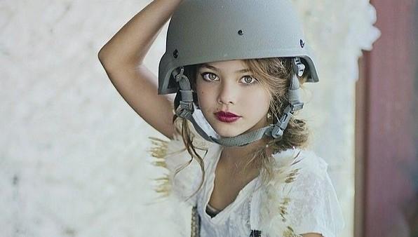 Kindermodel Laneya Grace