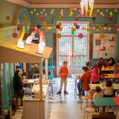 Het Kindermuseum/ Le musée des enfants