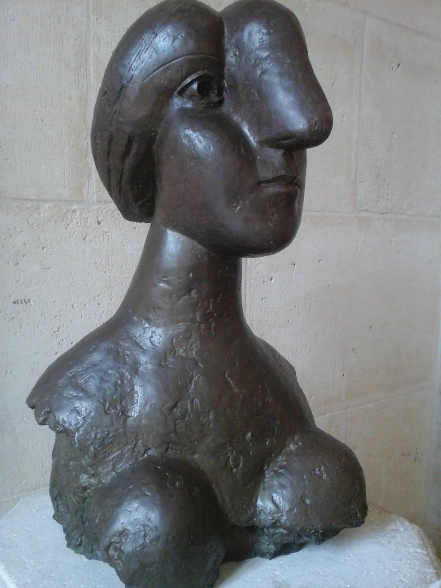 Picasso museum in Parijs