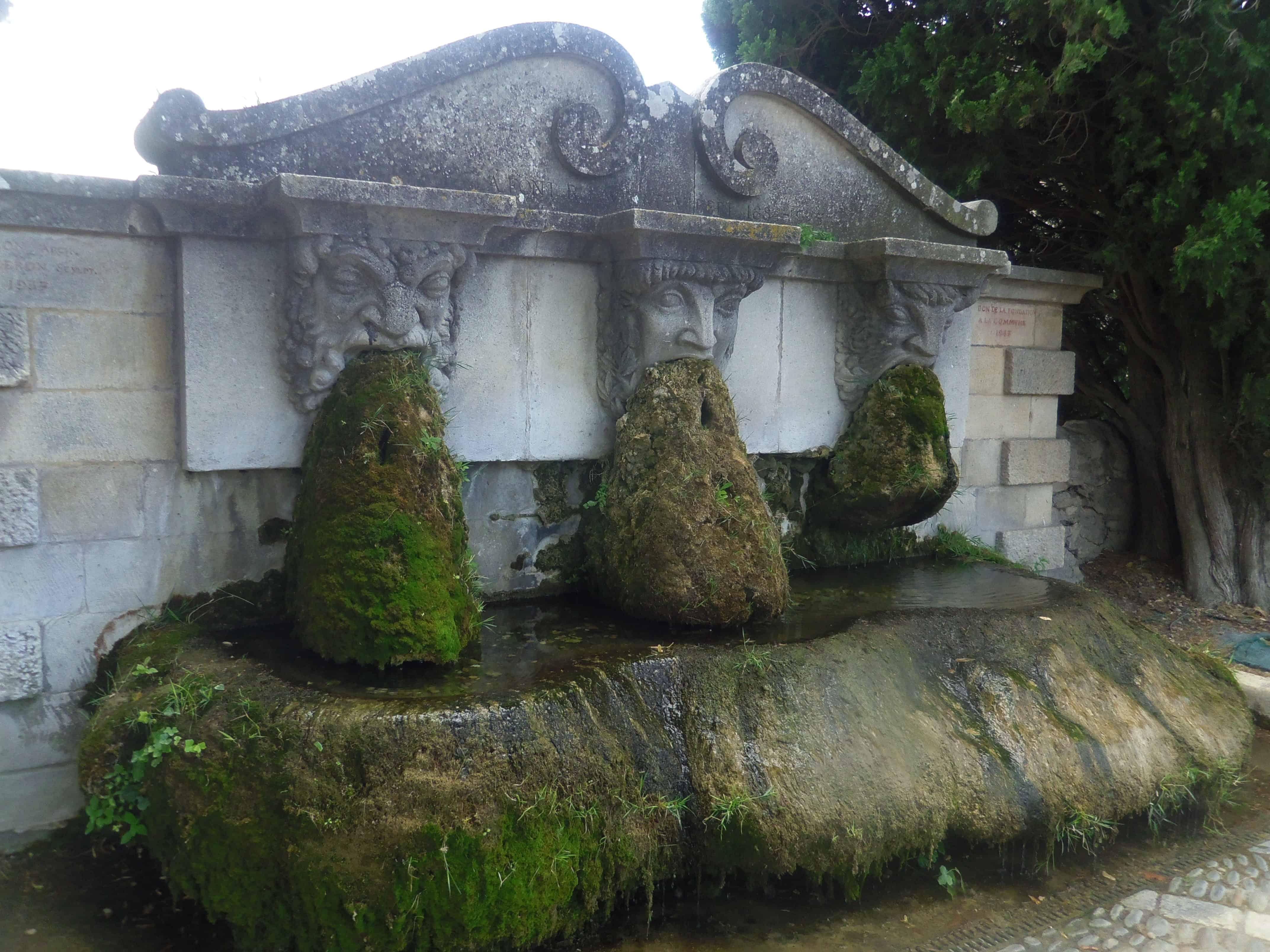 Lourmarin in Luberon