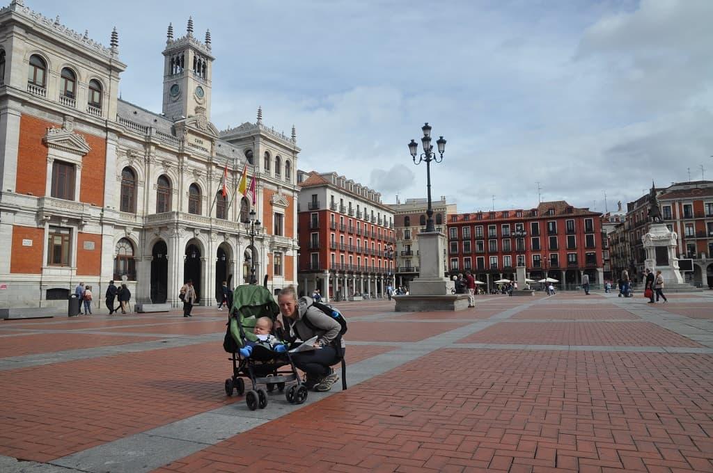 Plaza Mayor gemeentehuis
