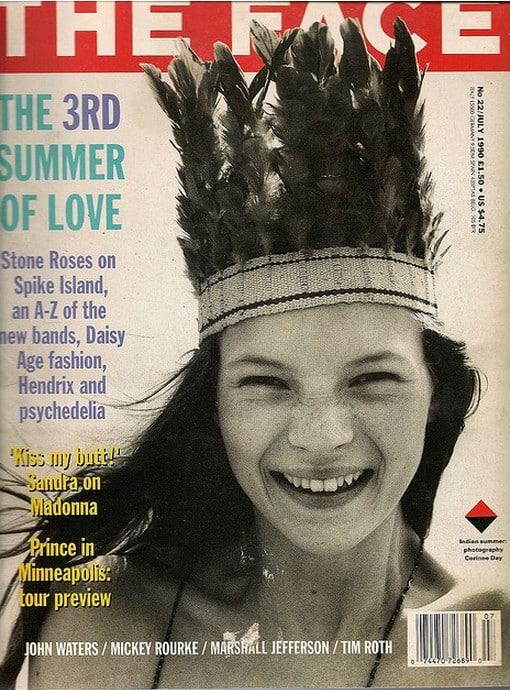Foto van Corine Day, 1990