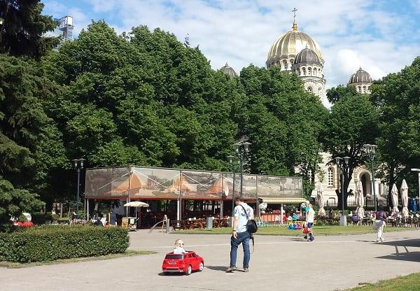 Park Esplanada Riga