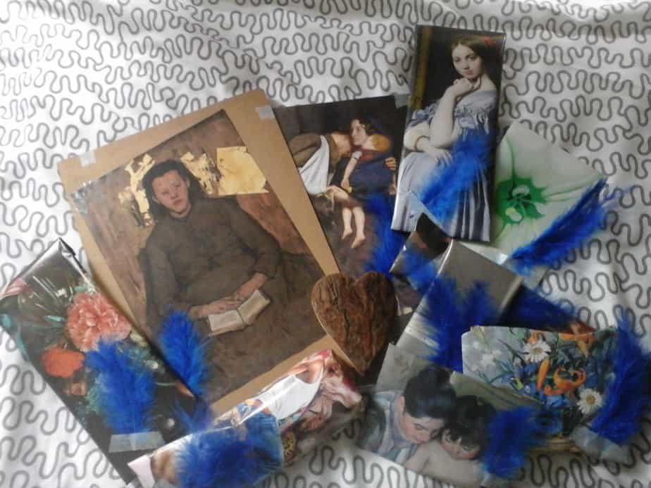 Mijn pakjes voor Judith
