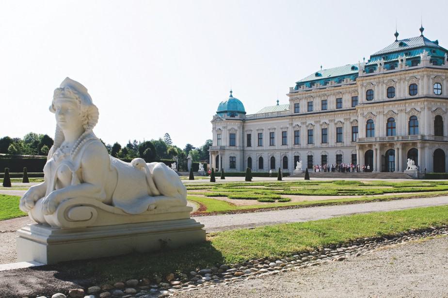 Museums: Belvedere Palace©WienTourismus/Hertha Hurnaus