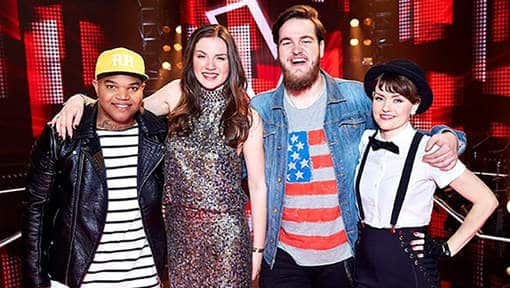 Maan wint voice of holland 6
