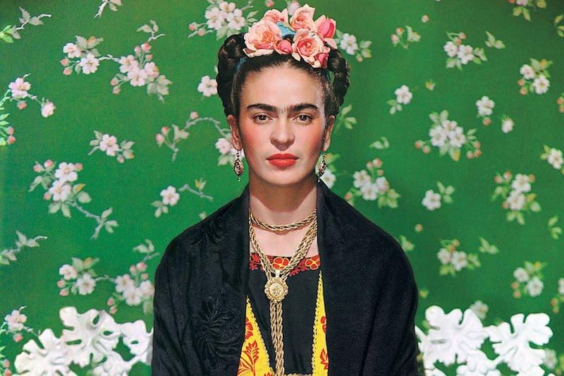 Frida Kahlo meisjesnamen