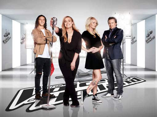 Wie wint The voice of Holland vanavond