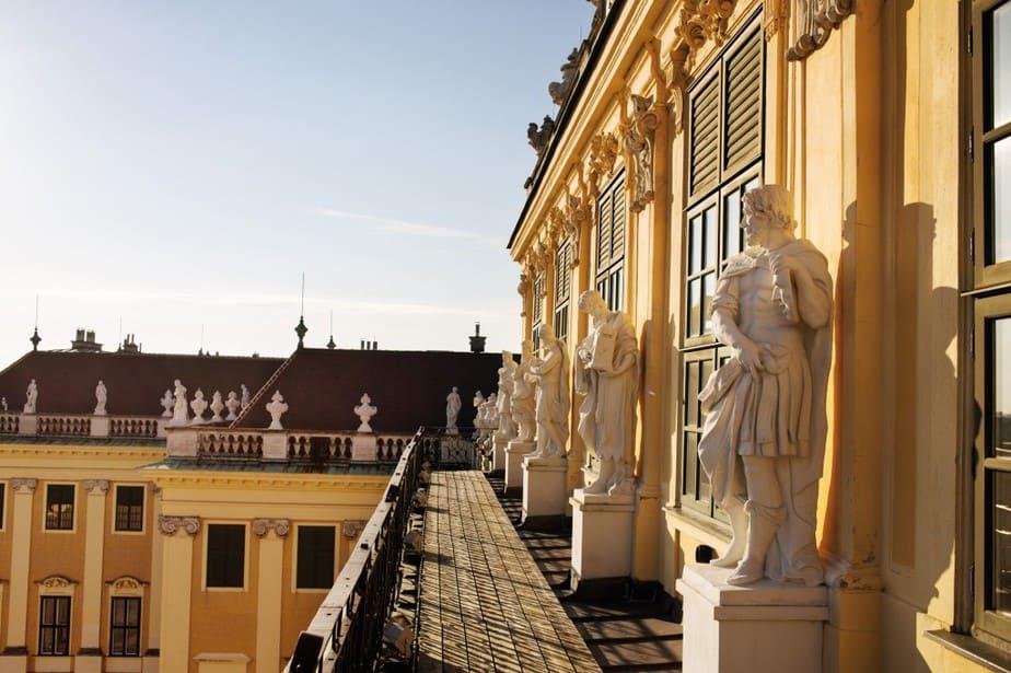 Schönbrunn © WienTourismus/Peter Rigaud