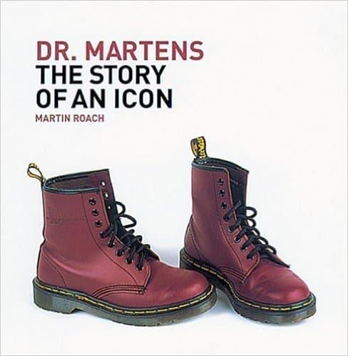 Boek over dr. Martens