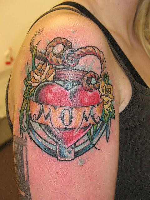 Top 12 Mooiste Mama Nagedachtenis Tattoos Srsck